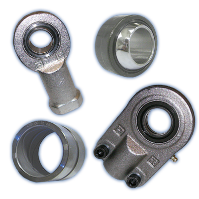 Bearings, Rod ends & Bushes