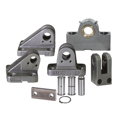 ISO & DIN BRACKETS AND PINS