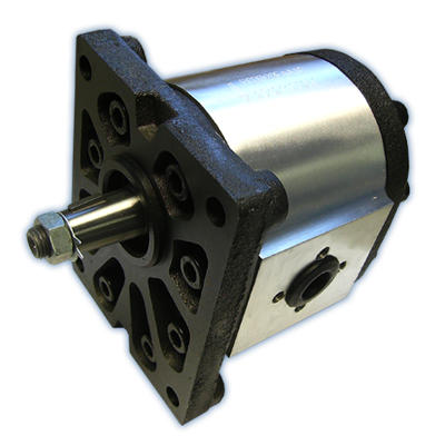 Gear pumps & connections